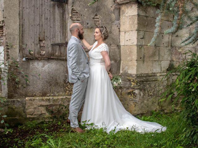 Le mariage de Anthony et Malhorie à Beaudéduit, Oise 22