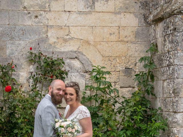 Le mariage de Anthony et Malhorie à Beaudéduit, Oise 25