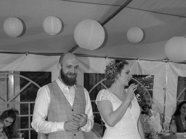 Le mariage de Anthony et Malhorie à Beaudéduit, Oise 36
