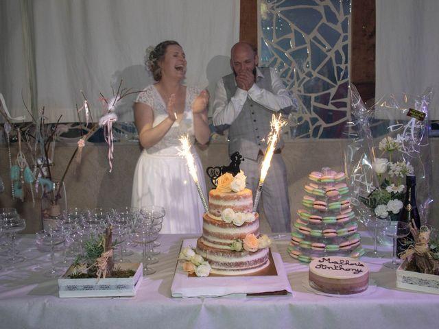 Le mariage de Anthony et Malhorie à Beaudéduit, Oise 40