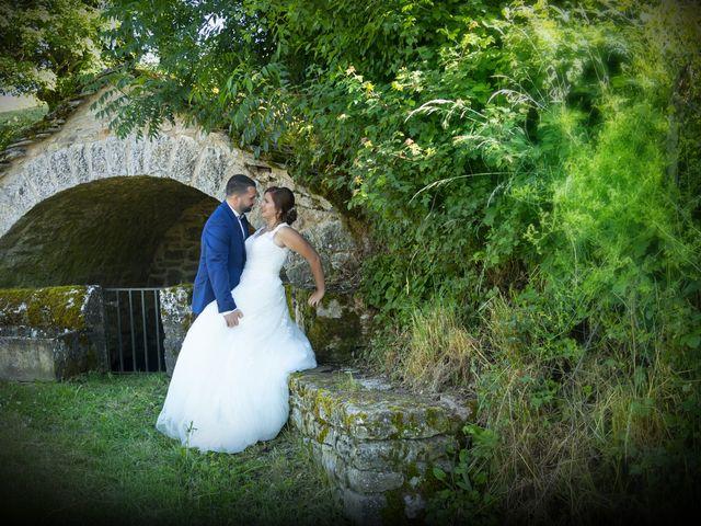 Le mariage de Florian et Elodie à Sévérac-le-Château, Aveyron 13