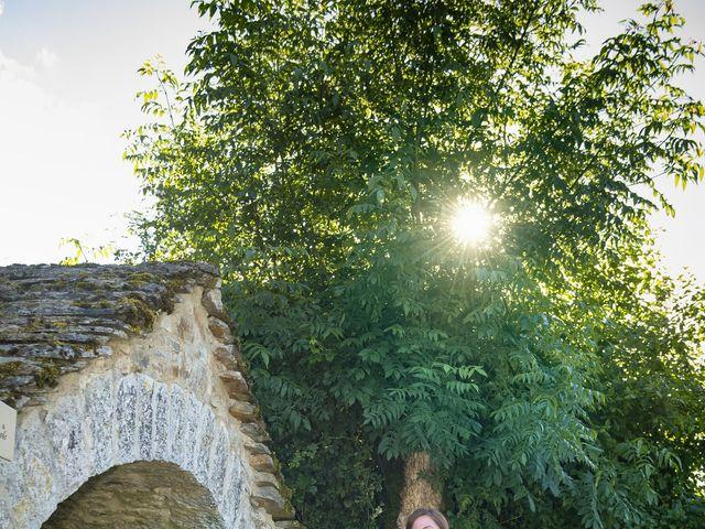 Le mariage de Florian et Elodie à Sévérac-le-Château, Aveyron 14