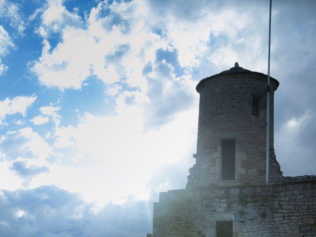 Le mariage de Florian et Elodie à Sévérac-le-Château, Aveyron 16