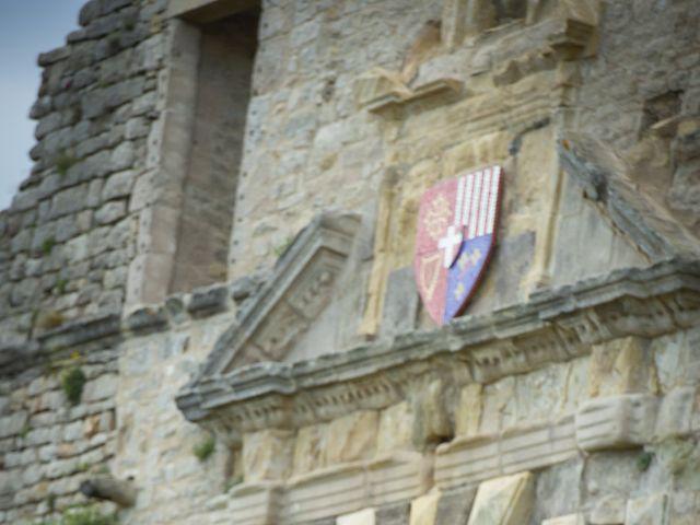 Le mariage de Florian et Elodie à Sévérac-le-Château, Aveyron 18