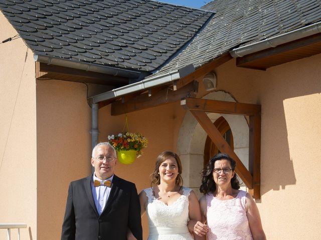 Le mariage de Florian et Elodie à Sévérac-le-Château, Aveyron 60