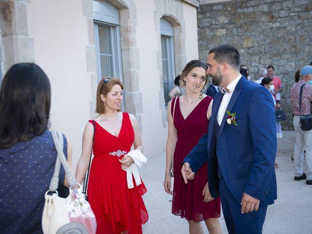 Le mariage de Florian et Elodie à Sévérac-le-Château, Aveyron 63