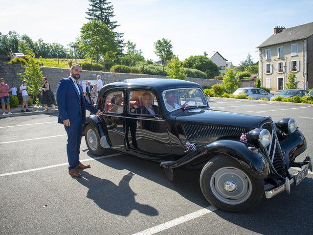 Le mariage de Florian et Elodie à Sévérac-le-Château, Aveyron 67