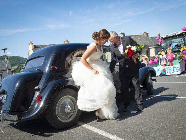 Le mariage de Florian et Elodie à Sévérac-le-Château, Aveyron 68