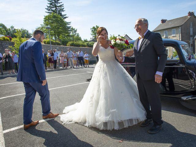 Le mariage de Florian et Elodie à Sévérac-le-Château, Aveyron 70