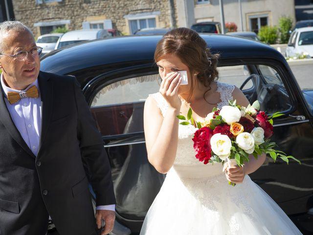 Le mariage de Florian et Elodie à Sévérac-le-Château, Aveyron 72