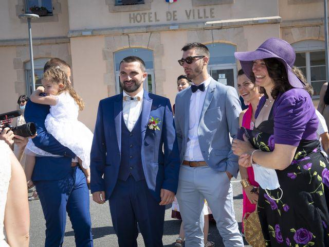 Le mariage de Florian et Elodie à Sévérac-le-Château, Aveyron 90