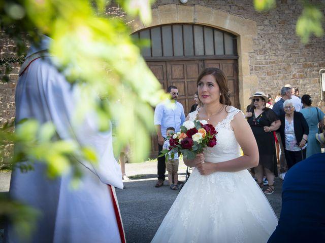 Le mariage de Florian et Elodie à Sévérac-le-Château, Aveyron 93