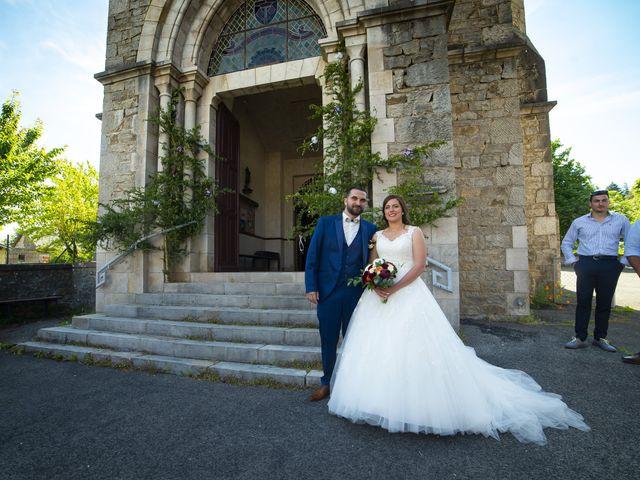 Le mariage de Florian et Elodie à Sévérac-le-Château, Aveyron 94