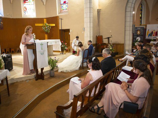Le mariage de Florian et Elodie à Sévérac-le-Château, Aveyron 101