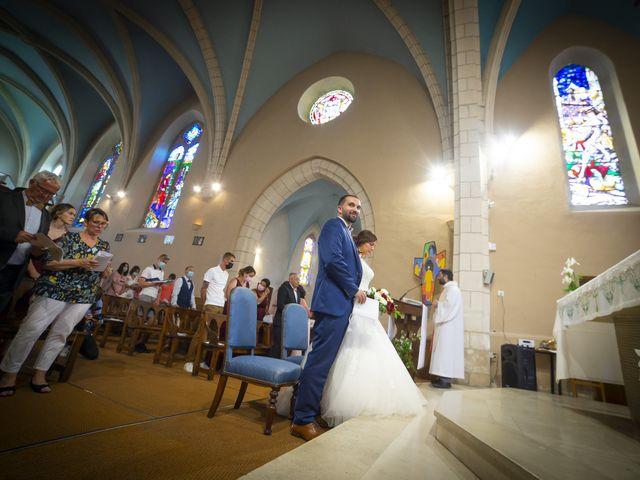 Le mariage de Florian et Elodie à Sévérac-le-Château, Aveyron 102