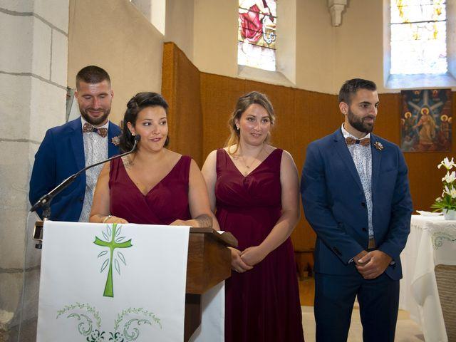 Le mariage de Florian et Elodie à Sévérac-le-Château, Aveyron 103