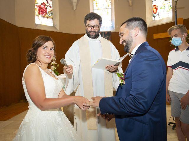 Le mariage de Florian et Elodie à Sévérac-le-Château, Aveyron 110