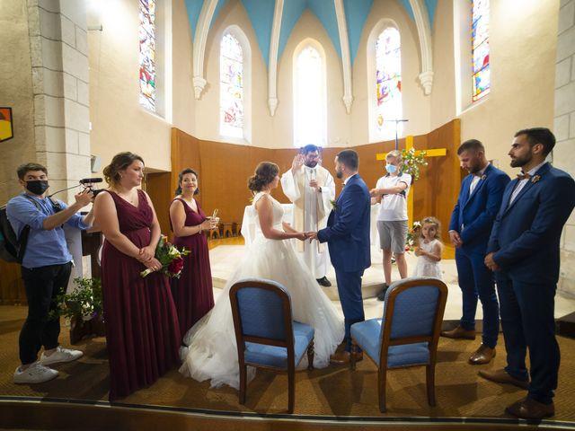Le mariage de Florian et Elodie à Sévérac-le-Château, Aveyron 112