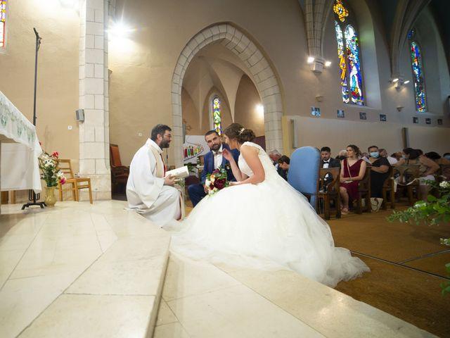 Le mariage de Florian et Elodie à Sévérac-le-Château, Aveyron 114