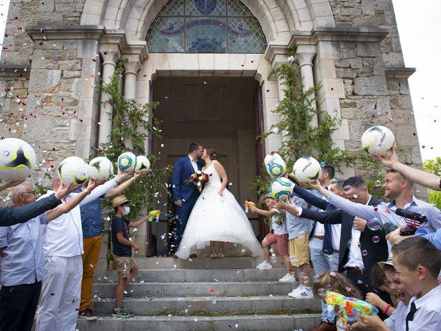 Le mariage de Florian et Elodie à Sévérac-le-Château, Aveyron 121