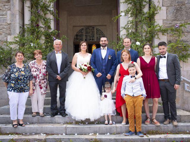 Le mariage de Florian et Elodie à Sévérac-le-Château, Aveyron 128