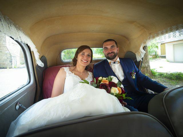 Le mariage de Florian et Elodie à Sévérac-le-Château, Aveyron 130