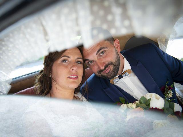 Le mariage de Florian et Elodie à Sévérac-le-Château, Aveyron 131