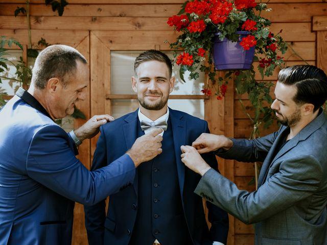 Le mariage de Corentin et Enna à Wolfisheim, Bas Rhin 8
