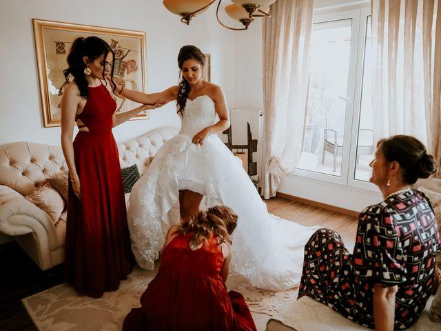 Le mariage de Corentin et Enna à Wolfisheim, Bas Rhin 22