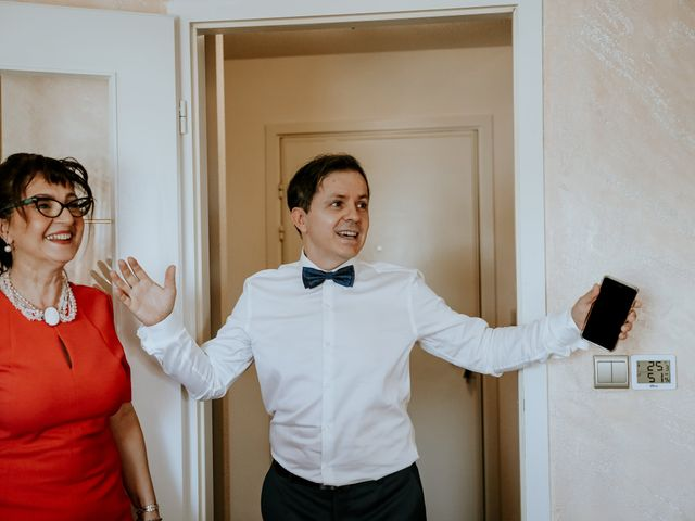 Le mariage de Corentin et Enna à Wolfisheim, Bas Rhin 23