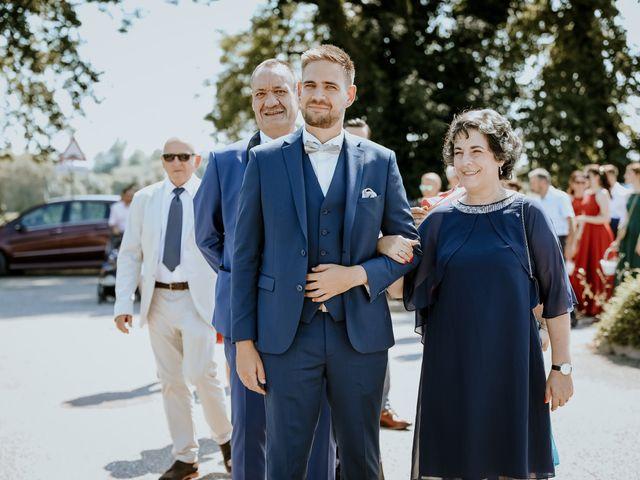 Le mariage de Corentin et Enna à Wolfisheim, Bas Rhin 35