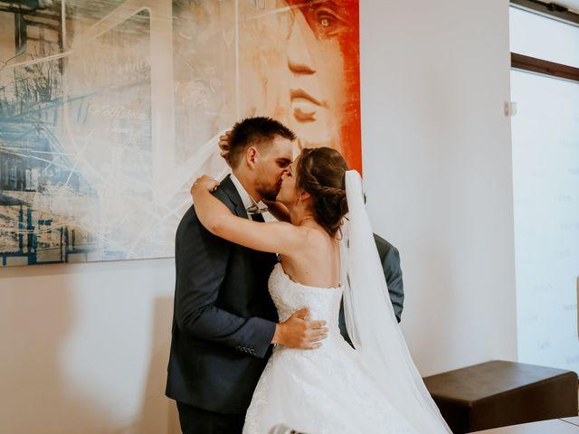 Le mariage de Corentin et Enna à Wolfisheim, Bas Rhin 38