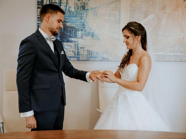 Le mariage de Corentin et Enna à Wolfisheim, Bas Rhin 47
