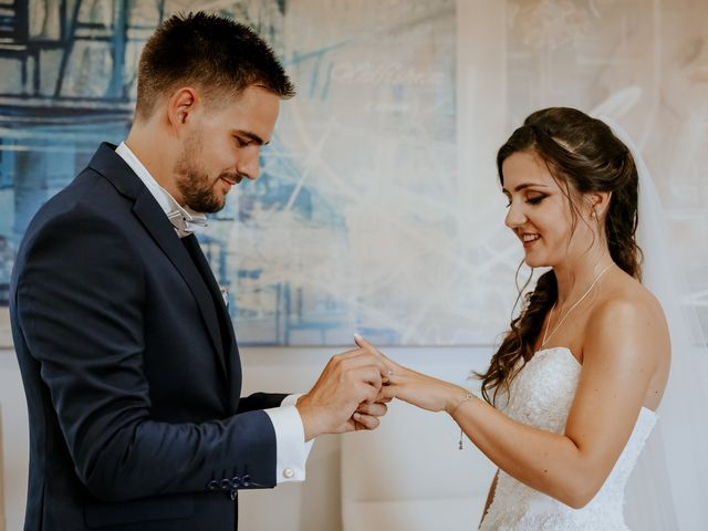 Le mariage de Corentin et Enna à Wolfisheim, Bas Rhin 48