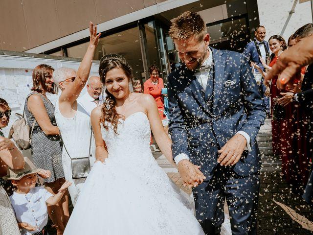 Le mariage de Corentin et Enna à Wolfisheim, Bas Rhin 51