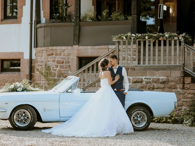 Le mariage de Corentin et Enna à Wolfisheim, Bas Rhin 70