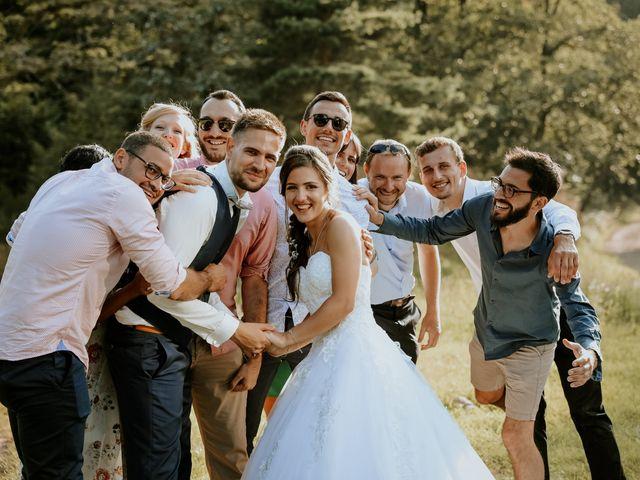 Le mariage de Corentin et Enna à Wolfisheim, Bas Rhin 73
