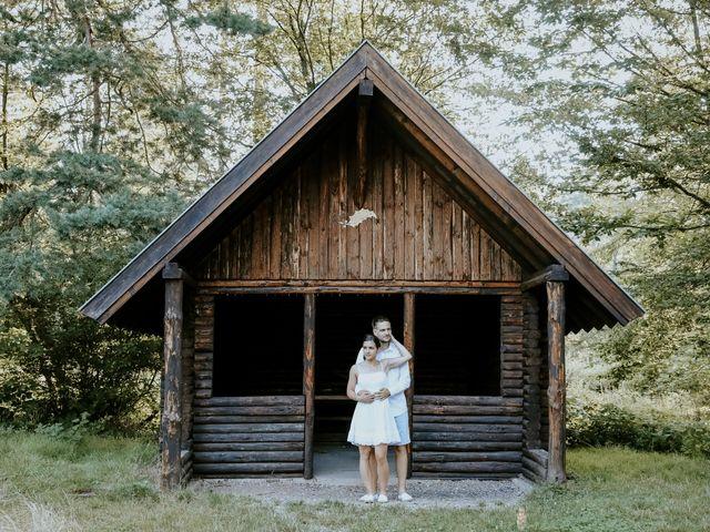Le mariage de Corentin et Enna à Wolfisheim, Bas Rhin 93