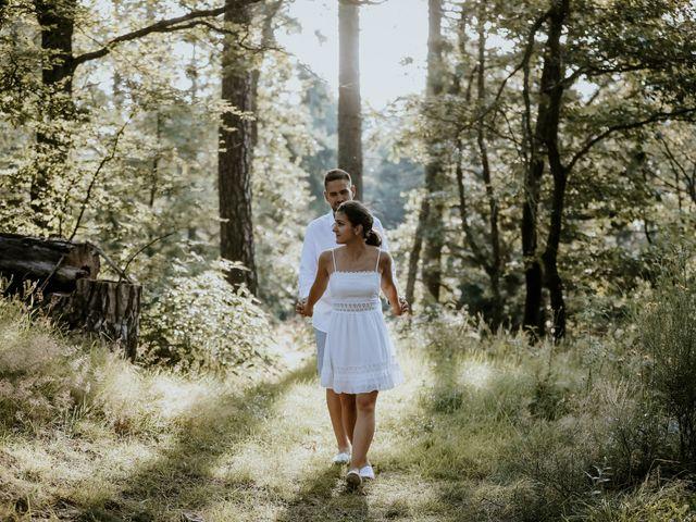 Le mariage de Corentin et Enna à Wolfisheim, Bas Rhin 97