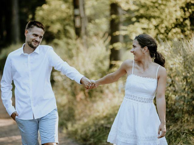Le mariage de Corentin et Enna à Wolfisheim, Bas Rhin 98