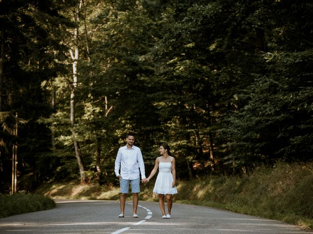 Le mariage de Corentin et Enna à Wolfisheim, Bas Rhin 105