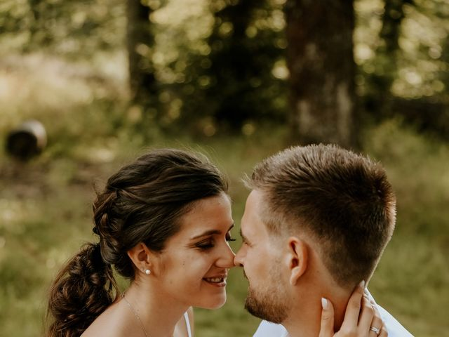 Le mariage de Corentin et Enna à Wolfisheim, Bas Rhin 113