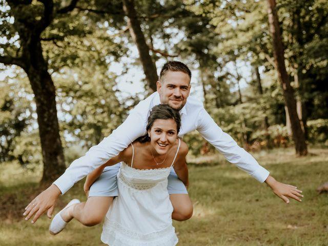 Le mariage de Corentin et Enna à Wolfisheim, Bas Rhin 115