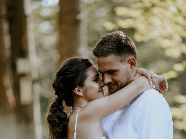 Le mariage de Corentin et Enna à Wolfisheim, Bas Rhin 117