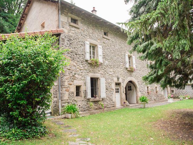 Le mariage de Thibault et Sandrine à Brives-Charensac, Haute-Loire 2