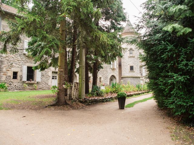 Le mariage de Thibault et Sandrine à Brives-Charensac, Haute-Loire 3