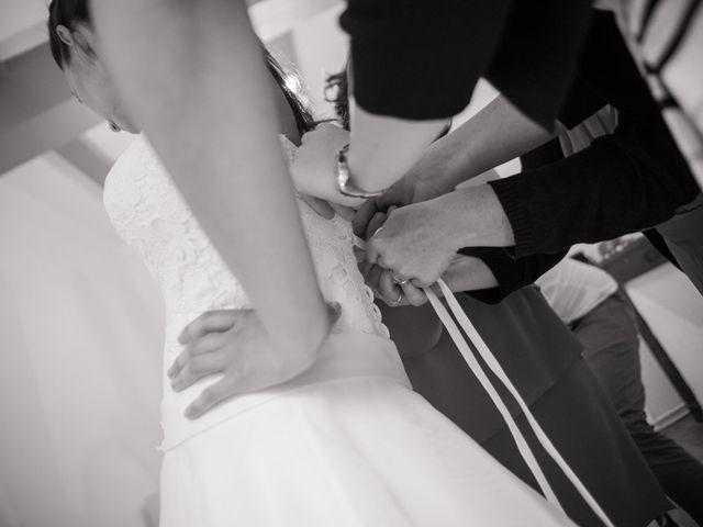 Le mariage de Thibault et Sandrine à Brives-Charensac, Haute-Loire 21