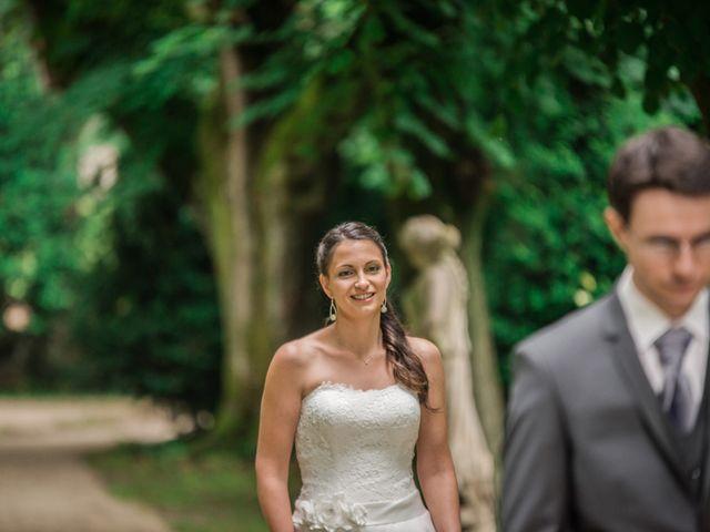 Le mariage de Thibault et Sandrine à Brives-Charensac, Haute-Loire 27