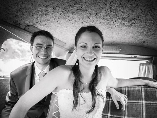 Le mariage de Thibault et Sandrine à Brives-Charensac, Haute-Loire 34