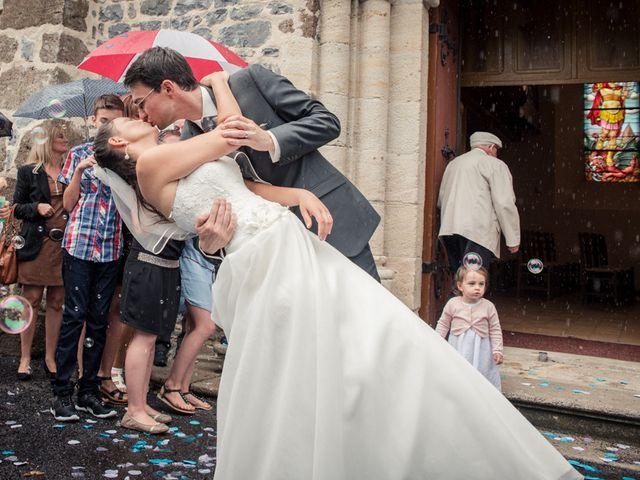 Le mariage de Thibault et Sandrine à Brives-Charensac, Haute-Loire 43